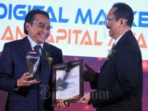 Bank Mandiri Raih Penghargaan Best Human Capital Officer 2020