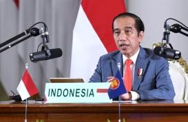 Presiden Jokowi Temui 43 CEO dari 20 Negara, Paparkan Dua Hal Ini