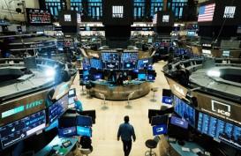 Investor Cemas Data Ekonomi AS Memburuk, Wall Street Tergelincir