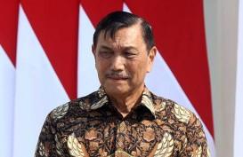 Edhy PrabowoDitangkap KPK, Presiden Jokowi Tunjuk Luhut Jadi Menteri Ad Interim KKP