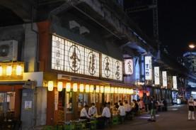 Lonjakan Kasus di Jepang, Bar di Tokyo Tutup Lebih…