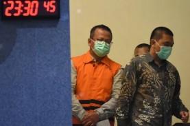 KPK Tahan Menteri KKP Edhy Prabowo dan 4 Tersangka…