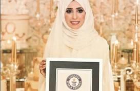 Perempuan dari Arab Masuk Guinness Book, Rekor Keliling Dunia Tersingkat