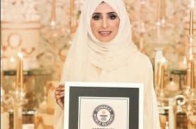 Perempuan dari Arab Masuk Guinness Book, Rekor Keliling…