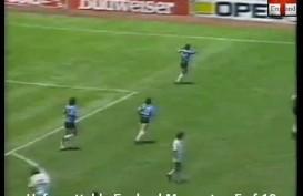 Maradona, Gol Tangan Tuhan Piala Dunia & Aroma Perang Malvinas