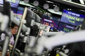 Berbanding Terbalik dengan Wall Street, Bursa Asia Dibuka Menguat Tipis