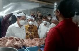 Adopsi Protokol Kesehatan Pedagang di Bali Diapresiasi Menteri Perdagangan