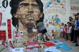 Diego Maradona Meninggal, Argentina Berkabung 3 Hari