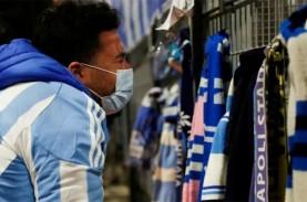 Diego Maradona Seniman Bola Jalanan, Tak Punya Rasa…