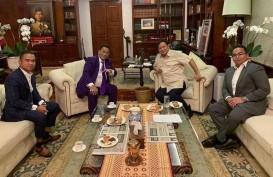 Hotman Paris dan Dua Anaknya Kunjungi Prabowo, Ada Apa?