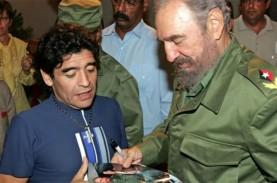 Maradona Pendukung Pemimpin Revolusioner & Pembela…