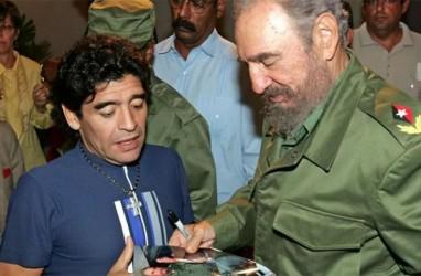 Maradona Pendukung Pemimpin Revolusioner & Pembela Kaum Tertindas