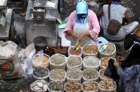Pemkot Denpasar Tekan Risiko Penyebaran di Pasar Tradisional