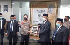 Temui DPRD DKI, Kapolda Metro Minta Bantuan Biaya Kampung Tangguh