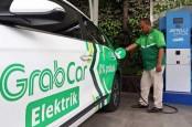 Grab Perkuat Ekosistem Kendaraan Listrik di Bali