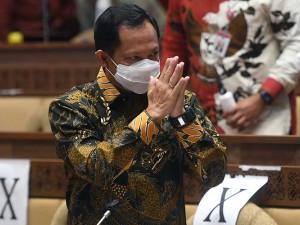 Mendagri Tito Karnavian Raker Dengan DPR Bahas Kesiapan Pilkada Serentak 2020