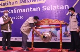 BNPB Latih 1.000 Relawan Covid-19 Tambahan di Kalimantan…