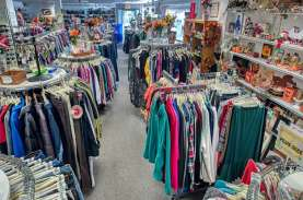 5 Tips Aman Thrifting Saat Pandemi
