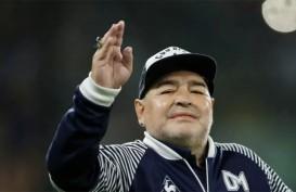 Diego Maradona Meninggal, Dunia Tenis Berduka