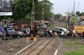 Waspada! KAI: Pelintasan Sebidang Kereta Api Masih…