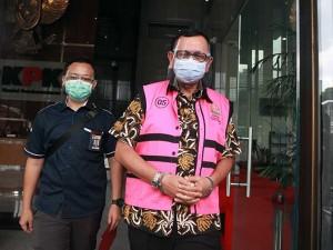 Terdakwa Kasus Korupsi Asuransi Jiwasraya Hendrisman Rahim Kembali Diperiksa