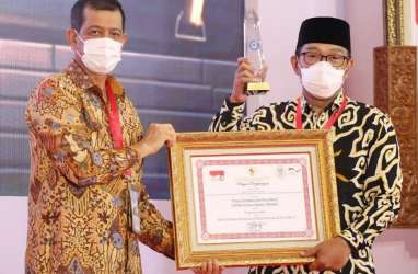Pemprov Jabar Borong Dua Penghargaan Prestisius Kemenpan RB dan BNPB