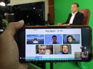 Bisnis Indonesia Gelar Webinar Bertajuk Strategi Melihat Potential Market di Masa Krisis
