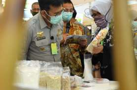 Perluas Pasar Pangan Lokal, Kementan Dorong UMKM Go…