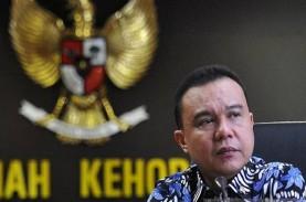Edhy Prabowo Ditangkap KPK, Sufmi Dasco Sebut Kata…