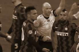 Urusan Diusir dari Lapangan, Vidal Gabung dengan Ibrahimovic…