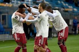 Hasil Liga Europa : Arsenal, Roma, Leicester, Hoffenheim…