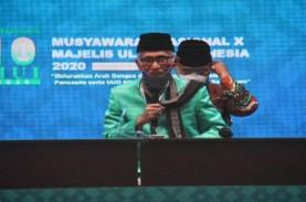 K.H. Miftachul Akhyar Ditetapkan Menjadi Ketua Umum…