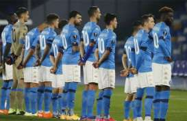 Hormati Maradona, Seluruh Pemain Napoli Gunakan Jersey Nomor 10