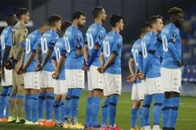 Hormati Maradona, Seluruh Pemain Napoli Gunakan Jersey…