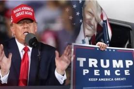 Trump Siap Tinggalkan Gedung Putih Dengan Syarat Berikut