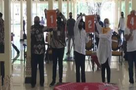 Pilkada 2020, Tujuh Petugas KPPS Gunung Kidul Positif…