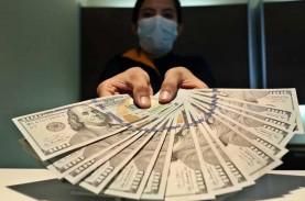 Kurs Jual Beli Dolar AS di BCA dan BRI, 27 November…