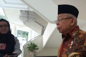 Ma'ruf Amin Resmi Ketua Dewan Pertimbangan MUI