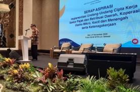 Bali Menjadi Tujuan Utama Investor Setelah UU Ciptaker…