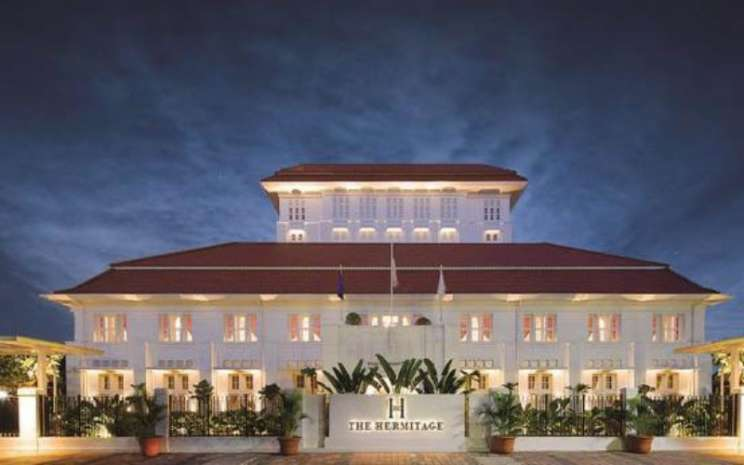 The Hermitage, hotel yang dikelola PT Menteng Heritage Realty Tbk. - hrme.co.id
