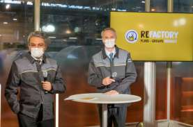 Renault Bangun Re-Factory, Pusat Ekonomi Sirkuler…