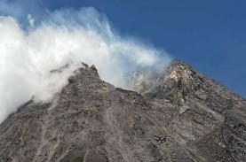 Aliran Erupsi Gunung Merapi Masih Mengarah ke Sungai…