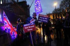 Lanjut! Inggris dan Uni Eropa Berunding soal Brexit…