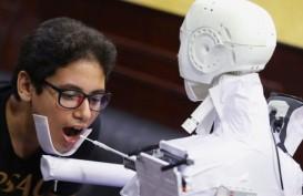 RS di Mesir Uji Coba Robot yang Bisa Lakukan Tes Virus Corona