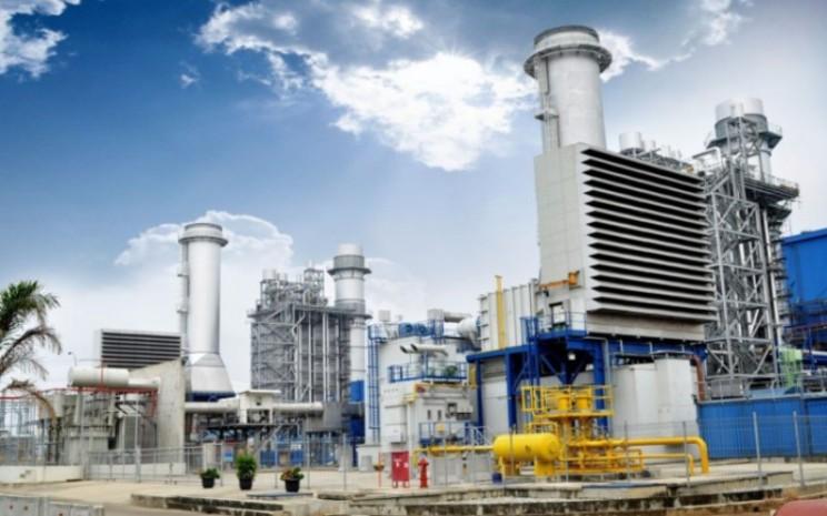 Pembangkit listrik yang dikelola PT Cikarang Listrindo Tbk.  - listrindo.com