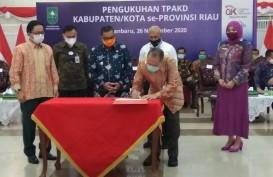 Bank Riau Kepri Akselerasi Akses Keuangan Daerah