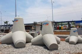 Pasok Bantalan Rel Kereta, Waskita Beton (WSBP) Raih…