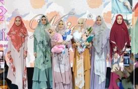 Desainer Kursien Karzai dan Wiwik Hatta Luncurkan Koleksi Busana Syar'i