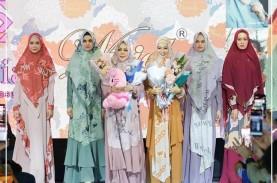 Desainer Kursien Karzai dan Wiwik Hatta Luncurkan…