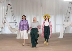 Nona x Sideline Hadirkan Perpaduan Gaya Retro Pada Koleksi Fashion Terbaru